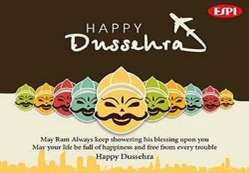 dussehra greeting - Home