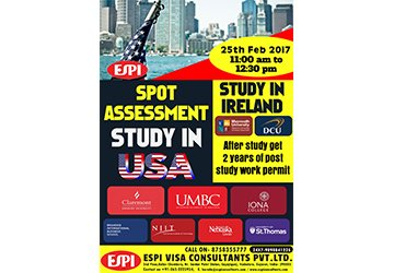SPOT ASSESSMENT USA - Home