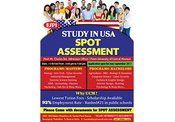 STUDY IN USA - Home